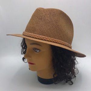 Vintage Adam Unisex Wide Brim Fedora Hat